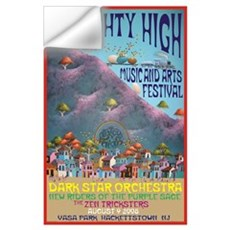 Large Mighty High 2008 Wall Decal
