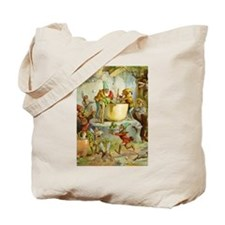 In The Gnomes' Kitchen Tote Bag