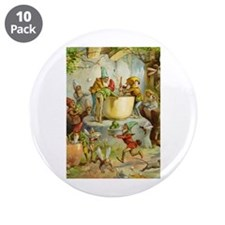 "In The Gnomes' Kitchen 3.5"" Button (10 pack)"