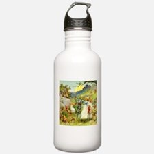 Gnomes, Elves & Forest Fairies Water Bottle