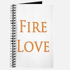Unique Fire poi Journal