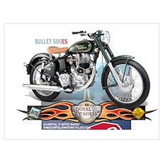 Bite the Bullet 500 ES Poster