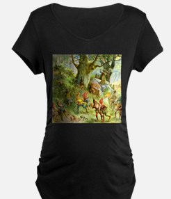 Gnomes, Elves & Forest Fairies T-Shirt