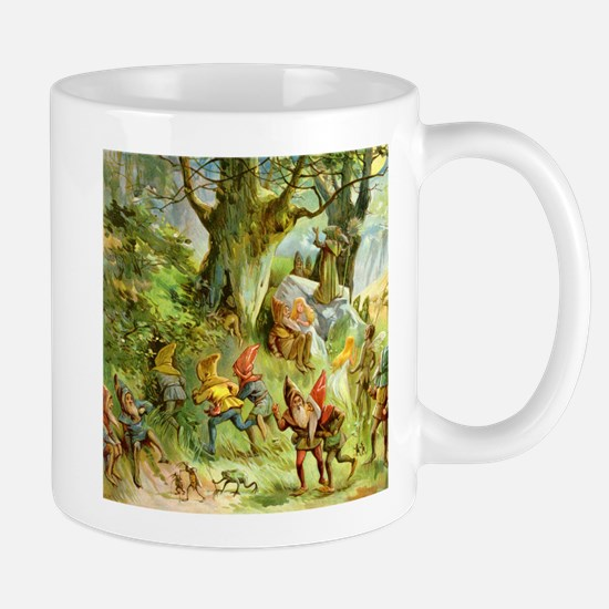 Gnomes, Elves & Forest Fairies Mug