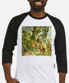 Gnomes, Elves & Forest Fairies Baseball Jersey