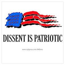 """Citizen Patriot"" Poster"