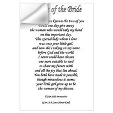 Parents of the Bride Wall Decal