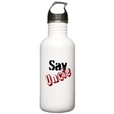 Say Uncle Water Bottle