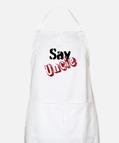 Say Uncle Apron