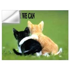 TOGETHER WE CAN Wall Decal