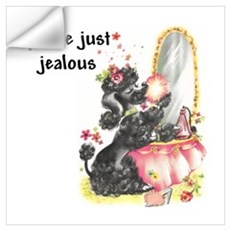 """Jealous"" Wall Decal"