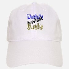 World's Coolest Uncle Baseball Baseball Cap