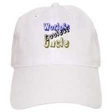 World's Coolest Uncle Baseball Cap