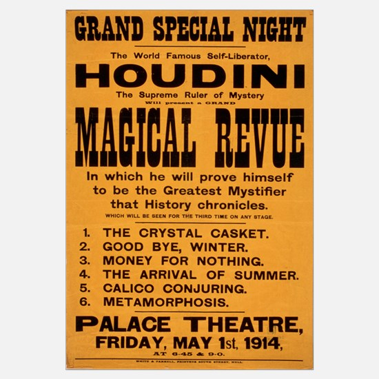Houdini Magical Revue