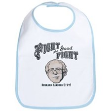 The Good Fighter Bib