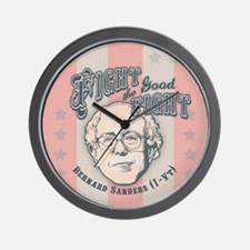 The Good Fighter Wall Clock
