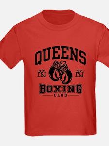 Queens Boxing T