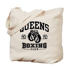 Queens Boxing Tote Bag