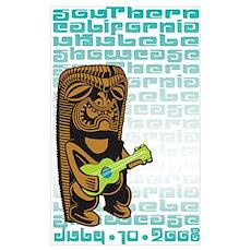 So. Cal Ukulele Showcase Poster