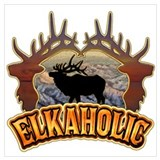 Elkaholic Posters