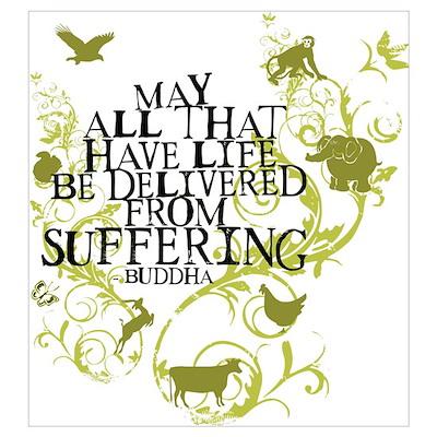 Buddha Vine - Animals Poster