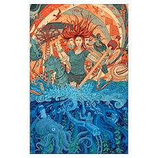 Siren Music Festival 2008 Poster