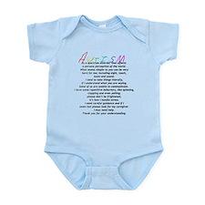 Unique Son autism Infant Bodysuit