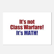 It's Not Class Warfare Postcards (Package of 8)
