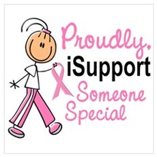 I Support Someone Special 1 (SFT BC) P Poster