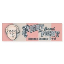 The Good Fighter Bumper Sticker