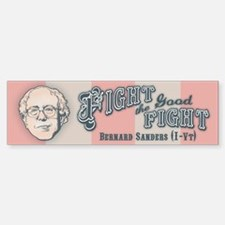 The Good Fighter Sticker (Bumper)