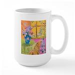"""Summer Afternoon"" Large Mug"