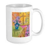 """Summer Afternoon"" Large Mug"