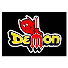 Demon Canvas Art