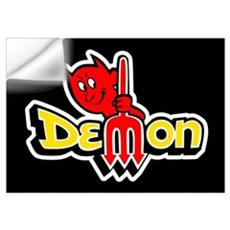 Demon Wall Decal