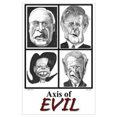 Axis of Evil Poster