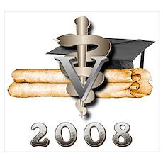 Vet Grad 2008 Poster