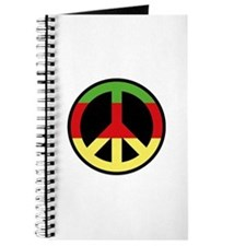 Peace Sign Journal