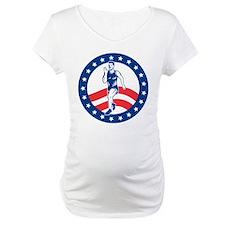 American Marathon runner Shirt