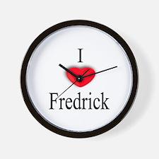 Fredrick Wall Clock