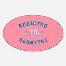 Addicted to Geometry Decal