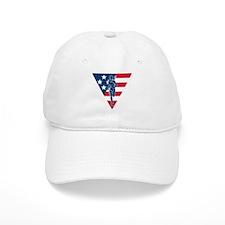American Marathon runner Baseball Cap