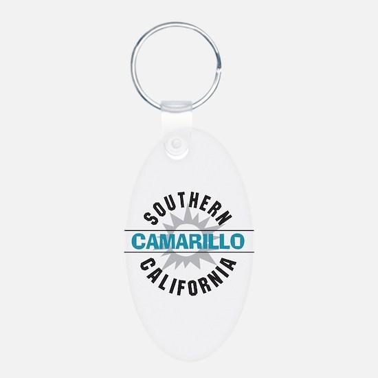 Camarillo California Keychains