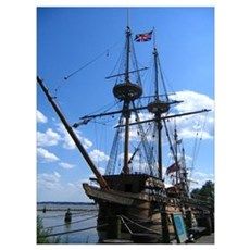 Jamestown, Virginia Poster