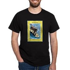 """Surfing Dog"" T-Shirt"