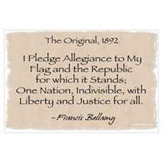 : Pledge-original Poster