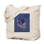 """A Dog Understands"" Tote Bag"