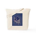 """""""A Dog Understands"""" Tote Bag"""
