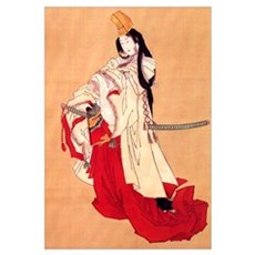 Classic Japanese Art Canvas Art