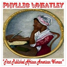Phyllis Wheatley Poster